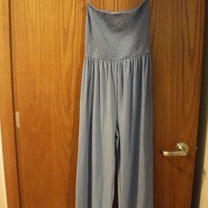 Dresses & Skirts - Capri/Cropped Length Jumpsuit/Romper